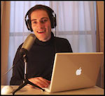 Podcaster..(not actually me ;) )