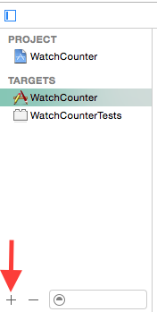 Xcode Add Target