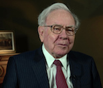 Warren Buffett, licensed for reuse from https://www.flickr.com/photos/99132385@N06/10037739284