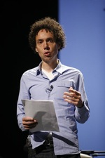 Malcolm Gladwell - Image from http://en.wikipedia.org/wiki/File:Malcolmgladwell.jpg