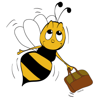 Worker Bee.  Image from http://farm3.static.flickr.com/2474/3620767710_afe2621d10.jpg